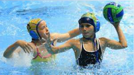 Junior Water Polo